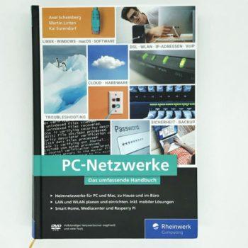 Pc-Netzwerke: Das umfassende Handbuch - Cover