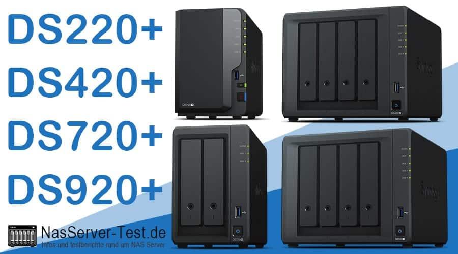 Synology NAS Server 2020