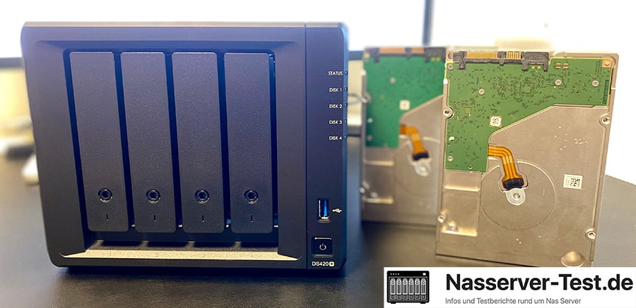 Synology DS420+ Test
