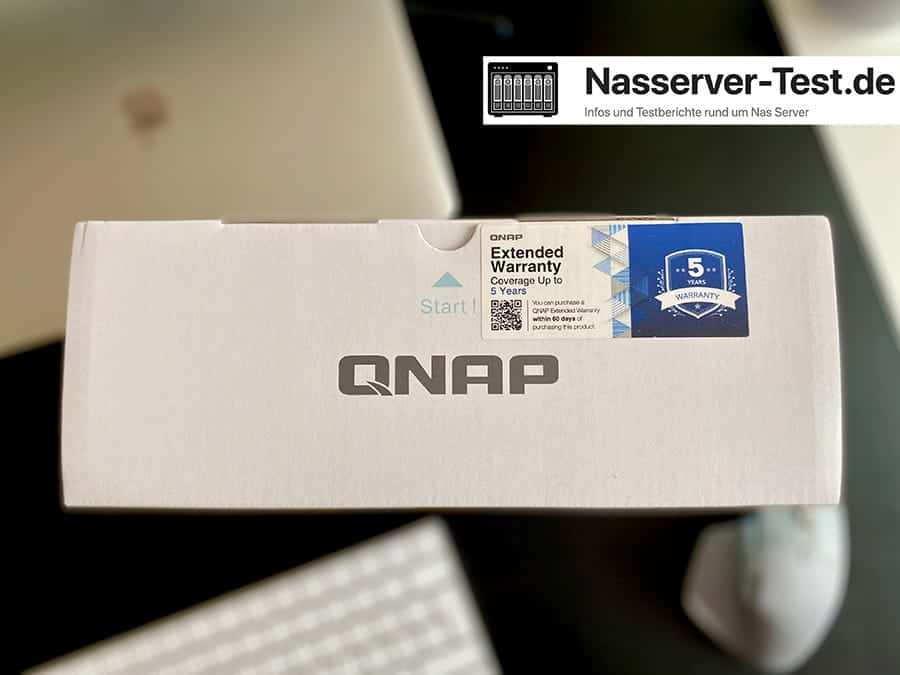 QNAP Garantie