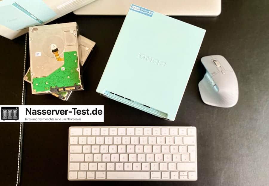 QNAP TS-230 Test