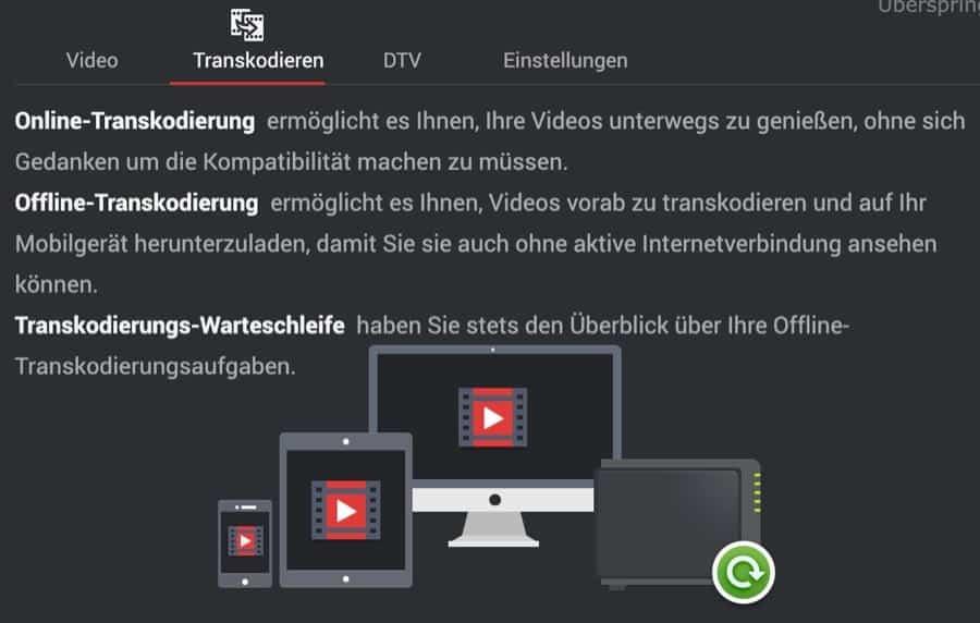 VideoStation DS220+