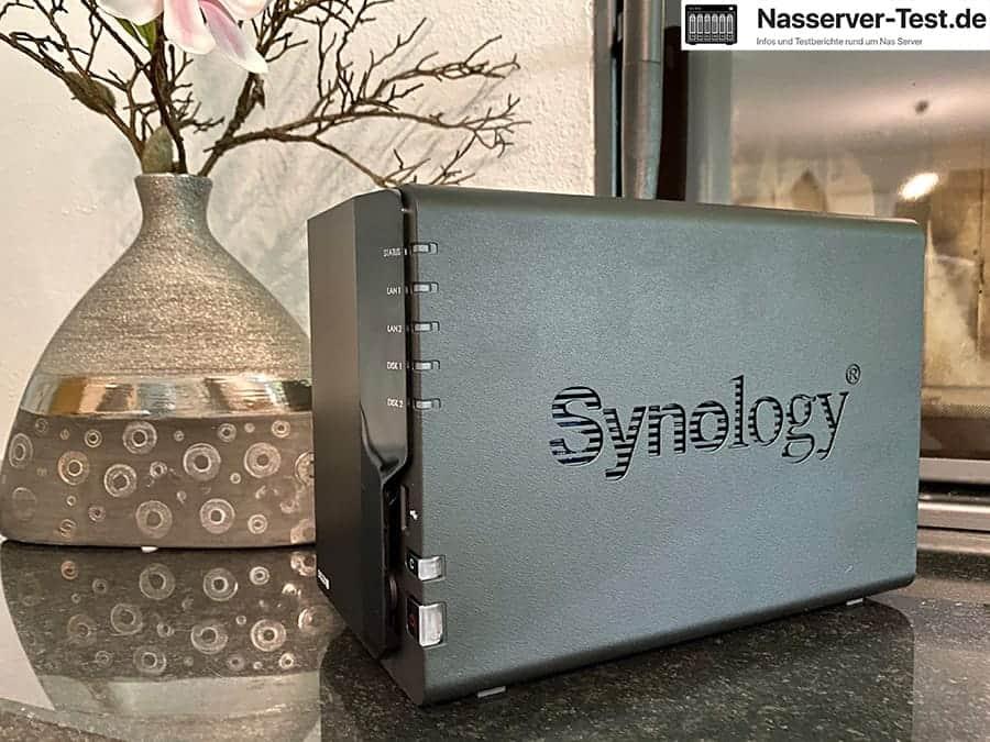 Synology DS220+ Erfahrung